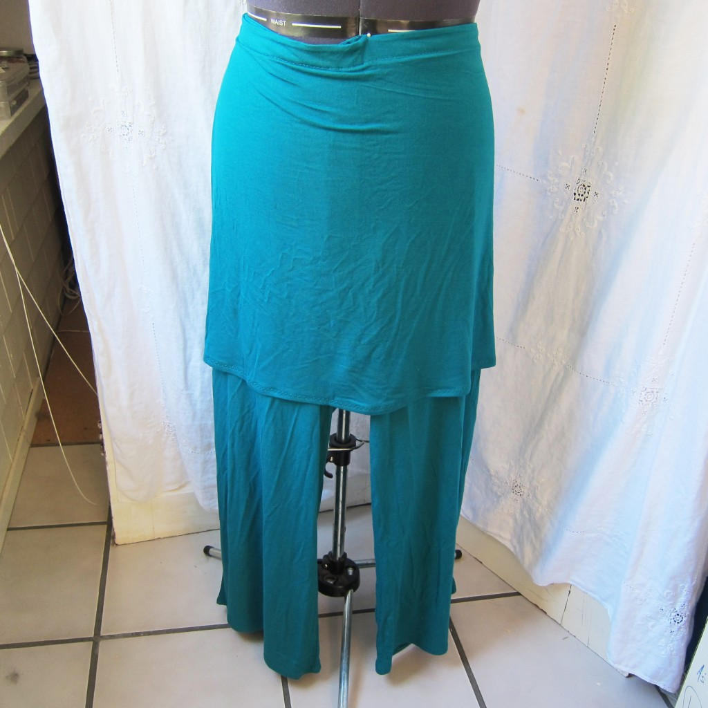 tunic pants unironed
