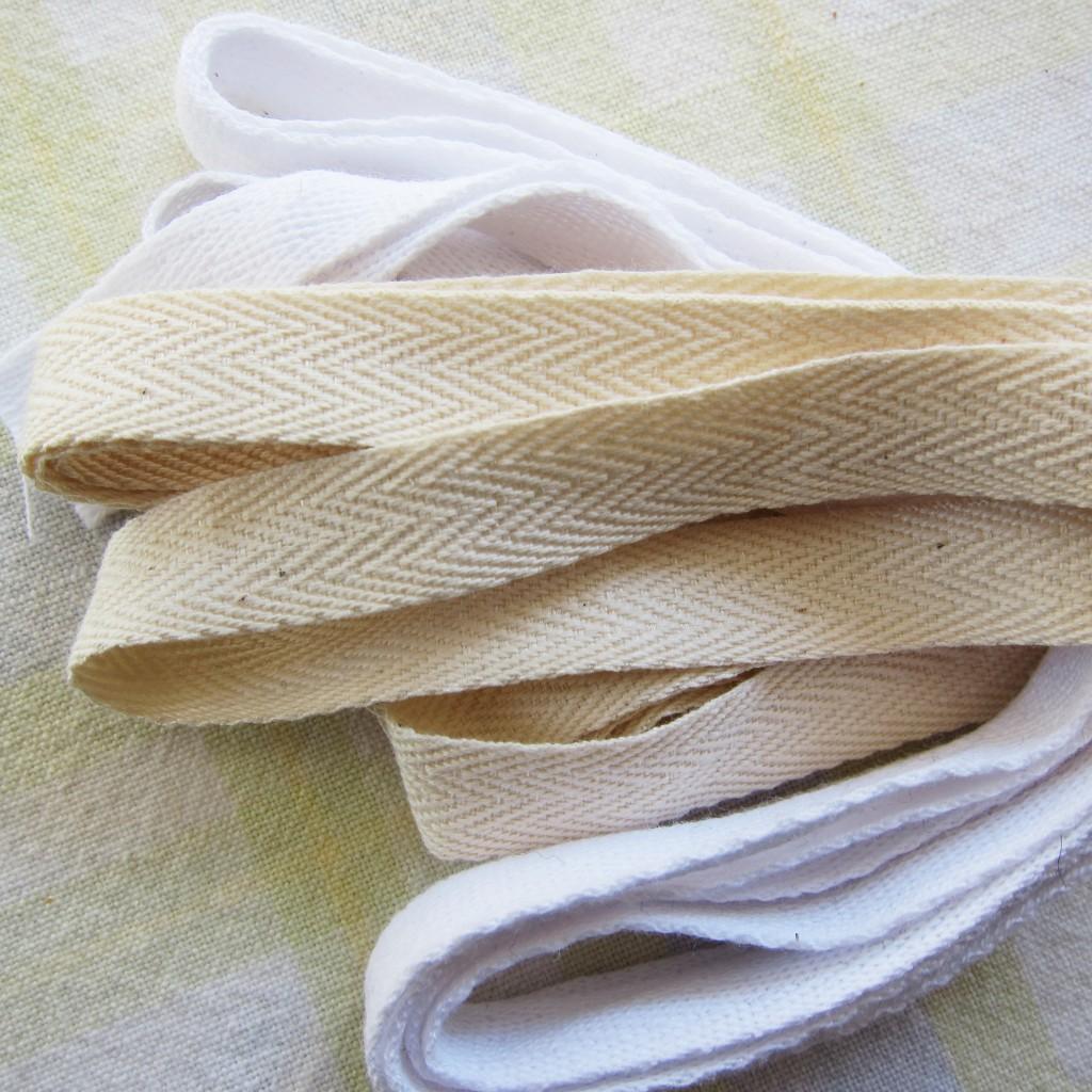 half inch twill tape