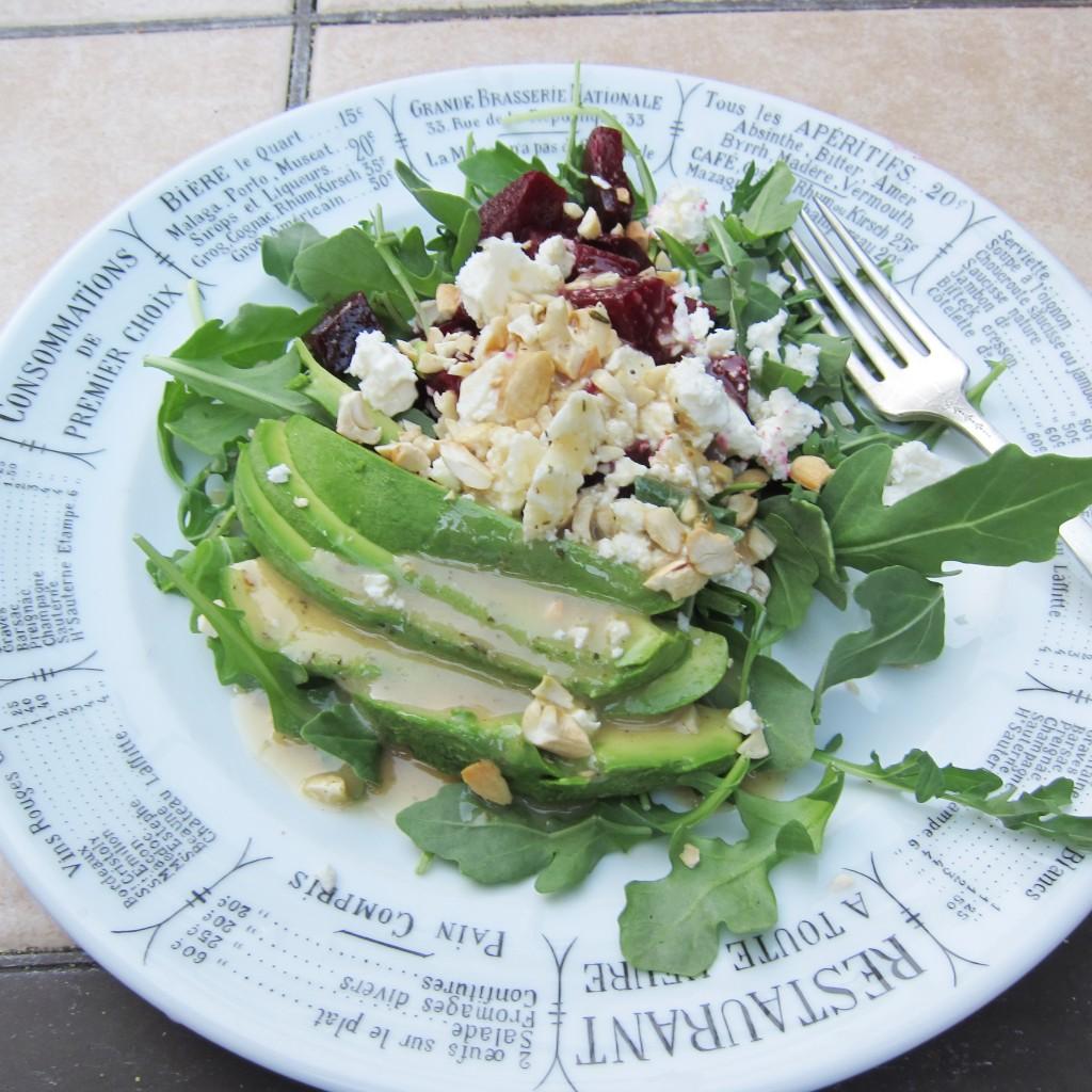 cashew beet salad 3