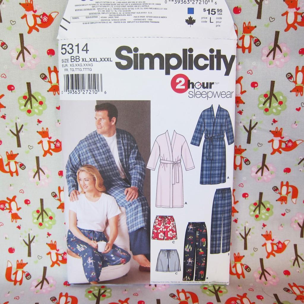 pyjama sew along 2
