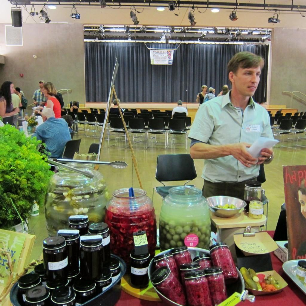fermented goods