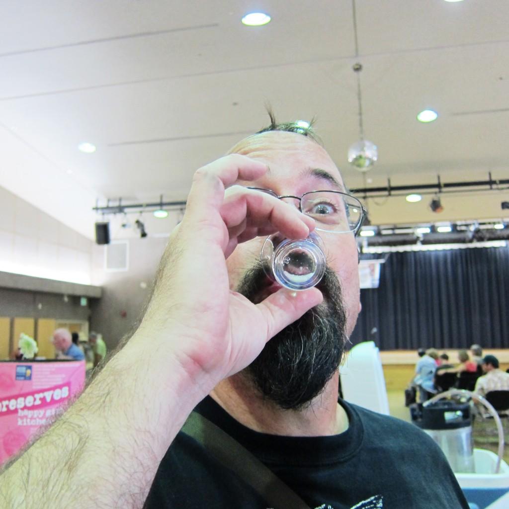 philip tasting kefir