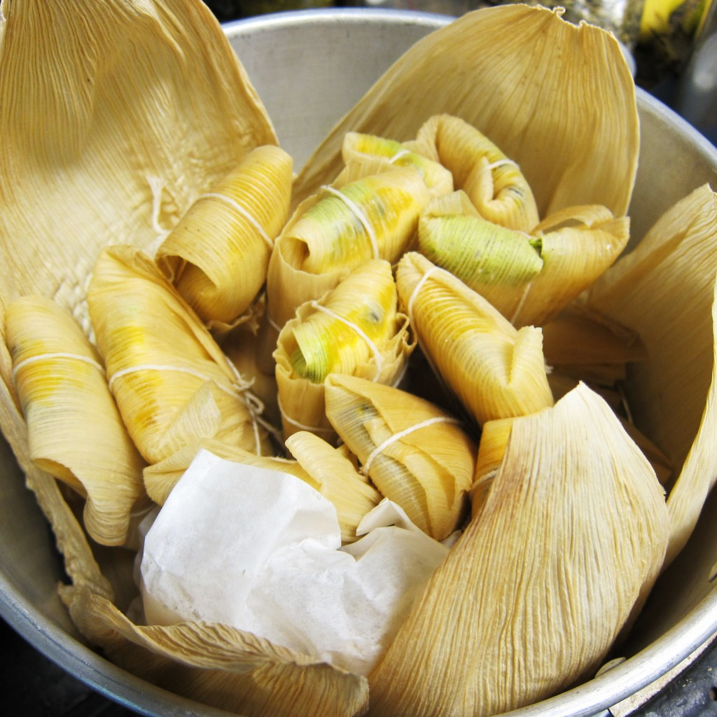 tamale arrangement
