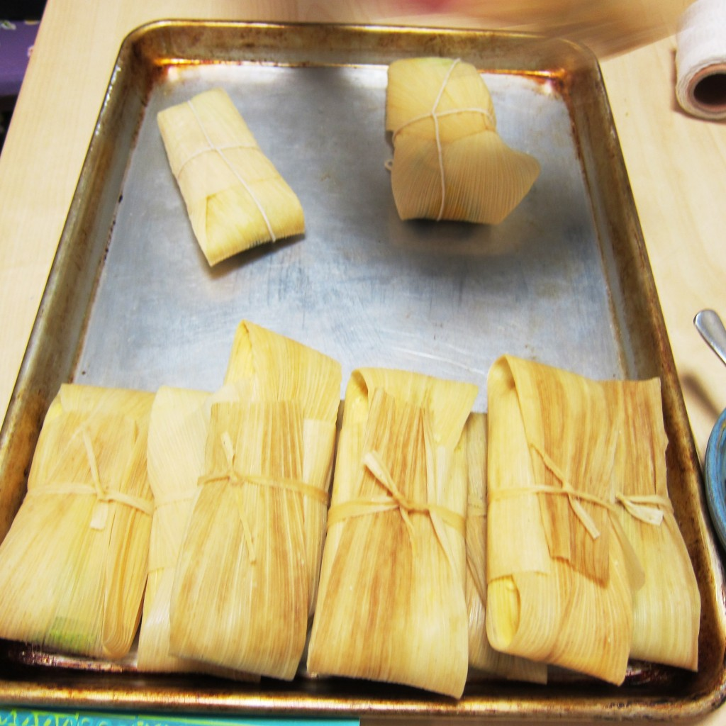 tamale production
