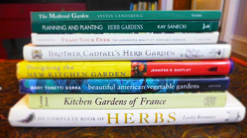 garden book bias