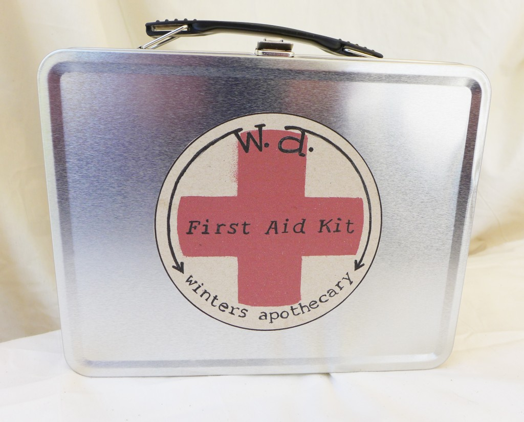 first aid kit 7